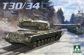 Takom 2065 T30/34 U.S. Heavy Tank 1/35