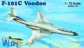 Valom 72095 F-101C Voodoo 1:72