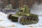 Hobby Boss 82493 Soviet T-24 Medium Tank (1:35)