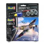 Revell 63897 Supermarine Spitfire Mk.Vb Model Set (Level 3) (1:72)