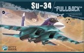 KItty Hawk 80141 Su-34 Fullback (1:48)
