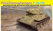 Dragon 6759 German Panzerkampfwagen T34/85 1944 (1:35)