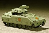 Trumpeter 07295 M2A0 Bradley Fighting Vehicle (1:72)