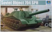 Trumpeter 05575 Soviet project 704 SPH (1:35)