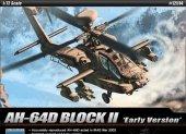 Academy 12514 AH-64D BLOCK II Early Version 1/72