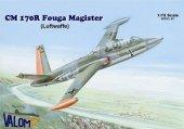Valom 72084 Fouga CM.170R Magister (Luftwaffe) 1:72