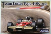EBBRO 20005 Team Lotus Type 49B 1969 1/20