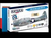 Hataka HTK-BS53 Early US Navy & USMC paint set