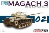 Dragon 3567 IDF Magach 3 (1:35)