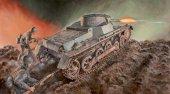 Italeri 6523 Pz. Kpfw. I Ausf. B (1:35)