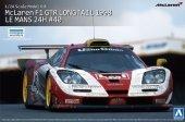 Aoshima 01419 McLaren F1 GTR LONG TAIL 1998 LE MANS24H #40 (1:24)