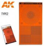 AK Interactive AK 8057 EASYCUTTING TYPE 2