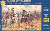 Zvezda 8035 Saksońscy kirasjerzy 1810-1814 (1:72)