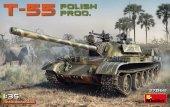 MiniArt 37068 T-55 POLISH PRODUCTION 1/35