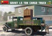 MiniArt 38013 SOVIET 1,5 TON CARGO TRUCK (1:35)