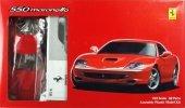 Fujimi 12237 Ferrari 550 Maranello (1:24)