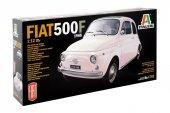Italeri 4703 FIAT 500F 1968 (1:12)