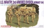 Dragon 6120 U.S. Infantry 2nd Armored Divis. (1:35)