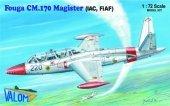 Valom 72089 Fouga CM.170 Magister (IAC, FiAF) 1:72
