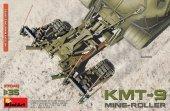 MiniArt 37040 Mine-roller KMT-9 1/35