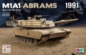 Rye Field Model 5006 M1A1 Abrams Gulf War 1991 1/35