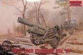 Roden 813 BL 8-inch howitzer Mk. VI 1/35