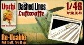 Uschi van der Rosten 2012 Dashed Lines Luftwaffe 1/48
