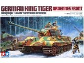 Tamiya 35252 German King Tiger (Ardennes Front) (1:35)