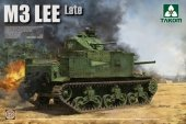 Takom 2087 US Medium Tank M3 Lee (Late) 1/35