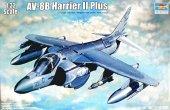 Trumpeter 02286 AV-8B Harrier II Plus (1:32)