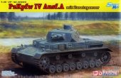 Dragon 6816 Pz.Kpfw.IV Ausf.A Up-Armored Version (1:35)