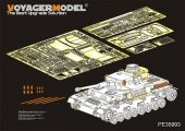 Voyager Model PE35993 WWII German Pz.Kpfw.IV Ausf.G(LateProduct<br />ion)Basic For Border 35001 1/35