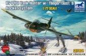 Bronco GB7004 Bv P178 Tank Hunter w/fliegerfaust B Rocket system