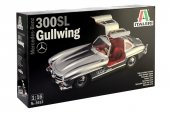 Italeri 3612 Mercedes-Benz 300SL Gullwing 1/16
