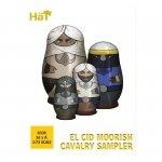 Hat 8339 El Cid Moorish Cavalry Sampler 1/72