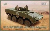 IBG 35034 KTO Rosomak with OSS-M turret 1/35