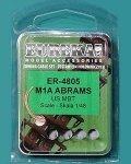 Eureka XXL ER-4805 liny holownicze do for M1 Abrams 1/48