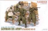 Dragon 6017 German 6th Army (Stalingrad 1942-43 (1:35)
