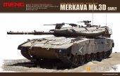 Meng TS-001 Israel Main Battle Tank Merkava Mk.3D early (1:35)