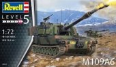 Revell 03331 M109A6 1/72