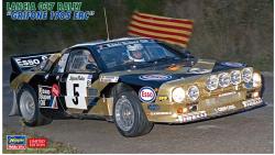 Hasegawa 20485 Lancia 037 Rally Grifone 1985 ERC 1/24