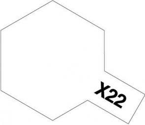 Tamiya X22 Clear 81522 Farba Akrylowa Sklep Modelarski