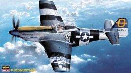 Hasegawa JT30 P-51D Mustang (1:48)