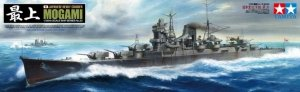 Tamiya 78023 Japanese Heavy Cruiser Mogami (1:350)