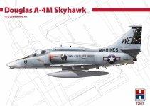 Hobby 2000 72017 Douglas A-4M Skyhawk VMA-214 Black Sheep 1/72