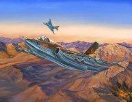 Trumpeter 02276 Sukhoi Su-25 Frogfoot A (1:32)