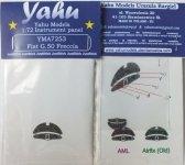 Yahu YMA7253 Fiat G.50 (AML) 1:72
