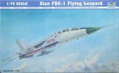 Trumpeter 01608 Xian FBC-1 Flying Leopard (1:72)