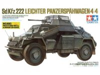 Tamiya 35270 Sd.Kfz.222 w/Photo Etched Parts (1:35)