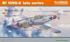 Eduard 82111 Bf 109G-6 late series 1/48
